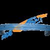 Chevrolet Cruze 2009-2016 Front Bumper Reinforcement 96832926