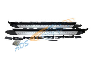 Side Protection Bars BMW X3 F25