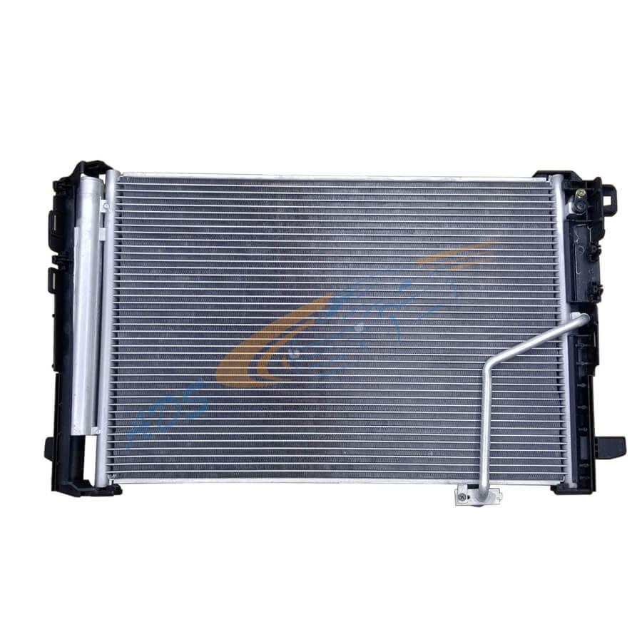 Condenser Radiator Mercedes-Benz C E CLS GLK SLK class-c 2045000254, 2045000654, A2045000254, A2045000654