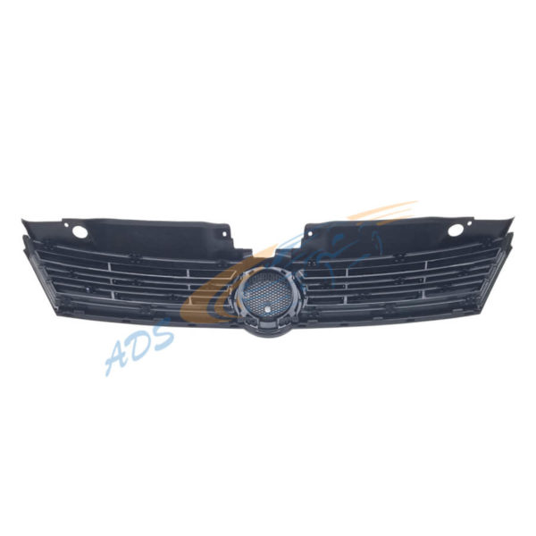 VW Jetta 2011-2015 Grille With Chrome 2 5C6853651