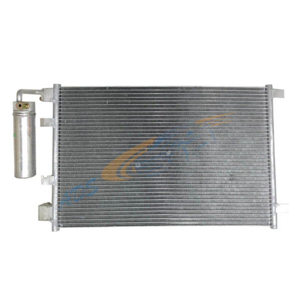 Nissan Qashqai 2007 - 2012 Condenser Radiator Petrol 2