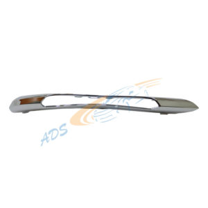 MB W204 C Class Facelift 2011 -14 LED'S Molding Chrome Frame Right A2048853074