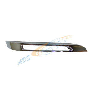 MB X204 GLK Class Facelift 2013 -15 LED'S Molding Chrome Frame Right A2048853474