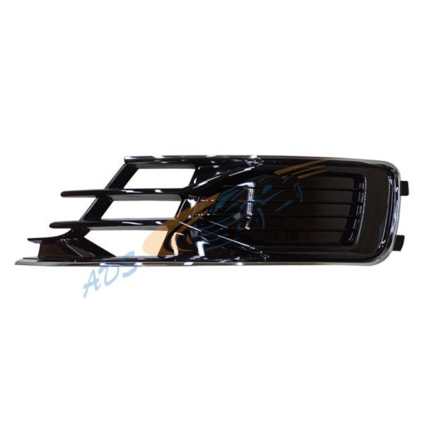 Audi A6 C7 2014 - 2018 Fog Lamp Grille Left Side 4G0807647T94