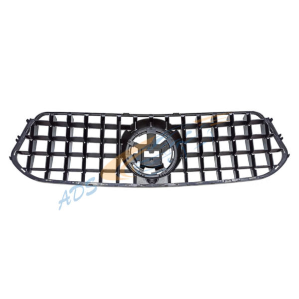 Mercedes Benz W167 GLE 2019 - On GT Panamericana Grille Black Chrome 2