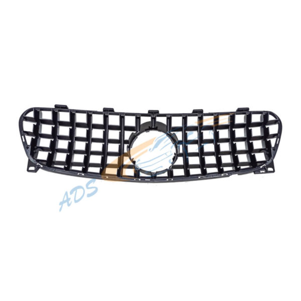 Mercedes Benz X156 GLA 2017 - 2019 GT Panamericana Grille Without Camera Hole 2
