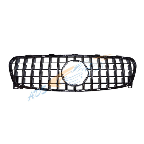 Mercedes Benz X156 GLA 2017 - 2019 GT Panamericana Grille Without Camera Hole