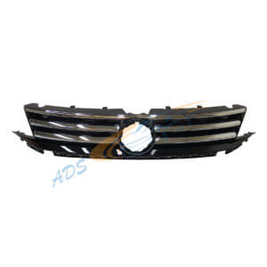 Caddy 15 Grille 3 Chrome Stripes