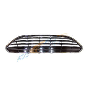 Ford Fiesta 2013 - 2017 Facelift Grille Glossy Black Chrome 1778257