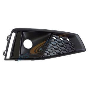 Audi A4 2019- Fog Lamp Grille Black Right Side