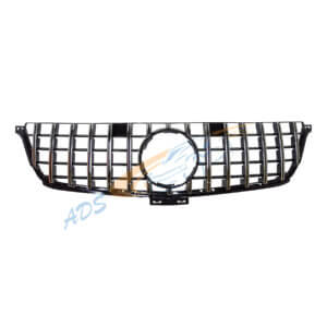 Mercedes Benz W166 ML Class 2011 - 2015 GT Panamericana Grille Without Camera