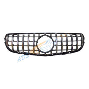 Mercedes Benz X253 GLC 2015 - 2018 GT Panamericana Grille Without Camera
